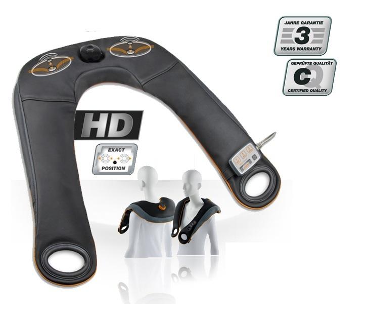 Συσκευή Εντατικού Κρουστικού Μασάζ Αυχένα & Ωμων της Medisana προσωπική περιποίηση