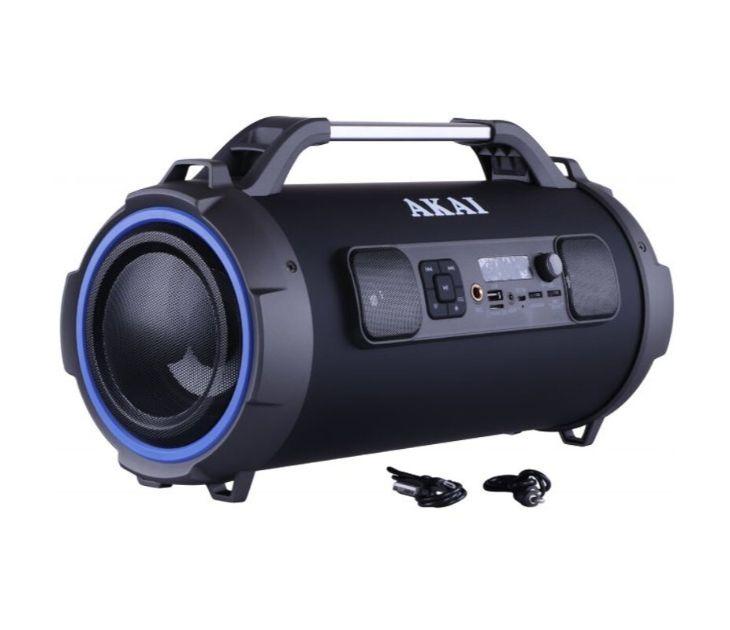 Φορητό Hχείο Bluetooth Karaoke AKAI ABTS-13K (24W)