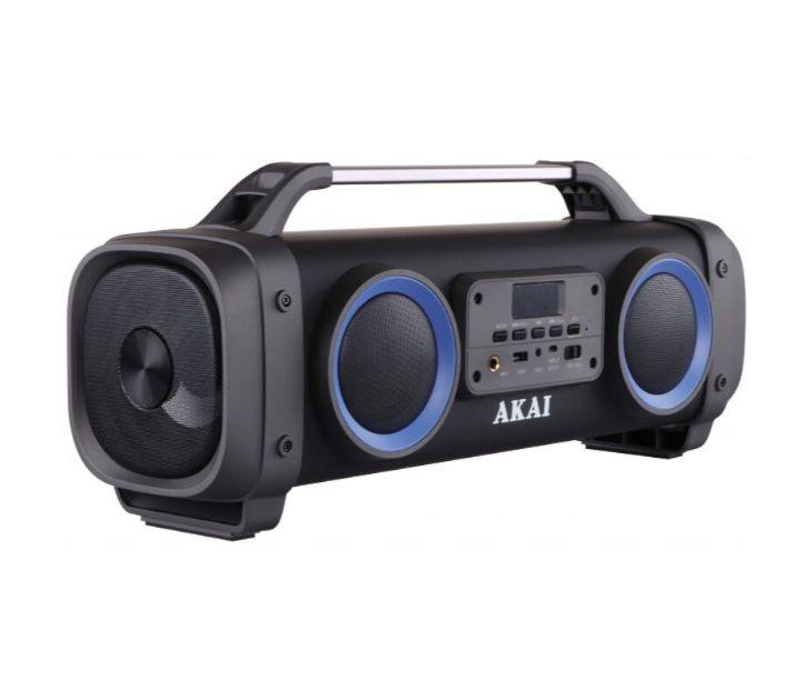 Φορητό Hχείο Bluetooth Karaoke AKAI ABTS-SH02 (26W)