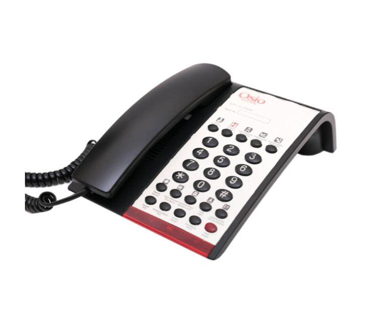 Τηλέφωνο Ξενοδοχειακού Τύπου με Ανοιχτή Ακρόαση OSIO OSWH-4800B
