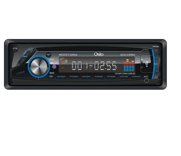 Ηχοσύστημα Αυτοκίνητου Osio RADIO/CD/USB-SD card ACΟ-5390U gadgets