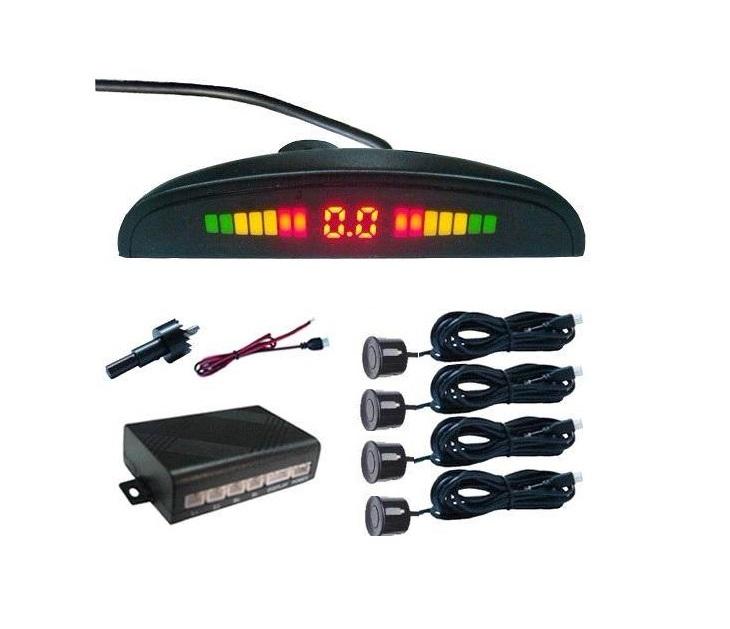 Αισθητήρες Παρκαρίσματος με Display Set Osio OSP-282 gadgets