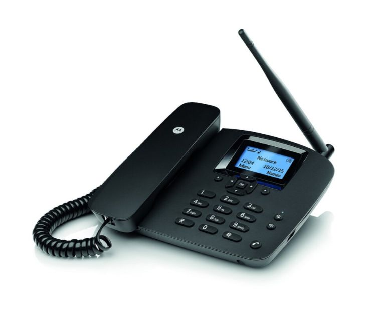 Σταθερό Τηλέφωνο GSM Motorola FW200L