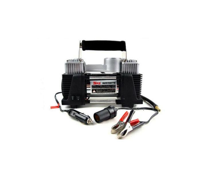 Ηλεκτρική Τρόμπα Αέρος Αυτοκινήτου 2 Κυλίνδρων (12V - 150psi)