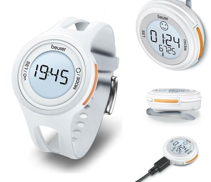 Ρολόι - Βηματομετρητής AS50 Beurer