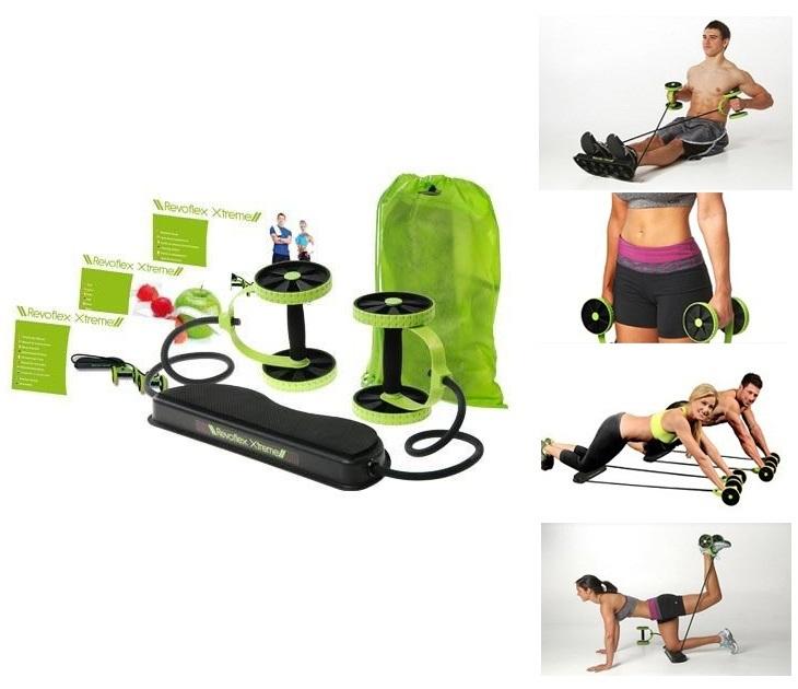 Όργανο Γυμναστικής Πολλαπλών Χρήσεων Revoflex Xtreme OEM ζώνες   όργανα γυμναστικής