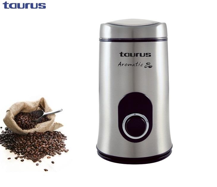 Μύλος Άλεσης Καφέ & Ξηρών Καρπών Taurus Aromatic (150 Watt) μηχανές καφέ