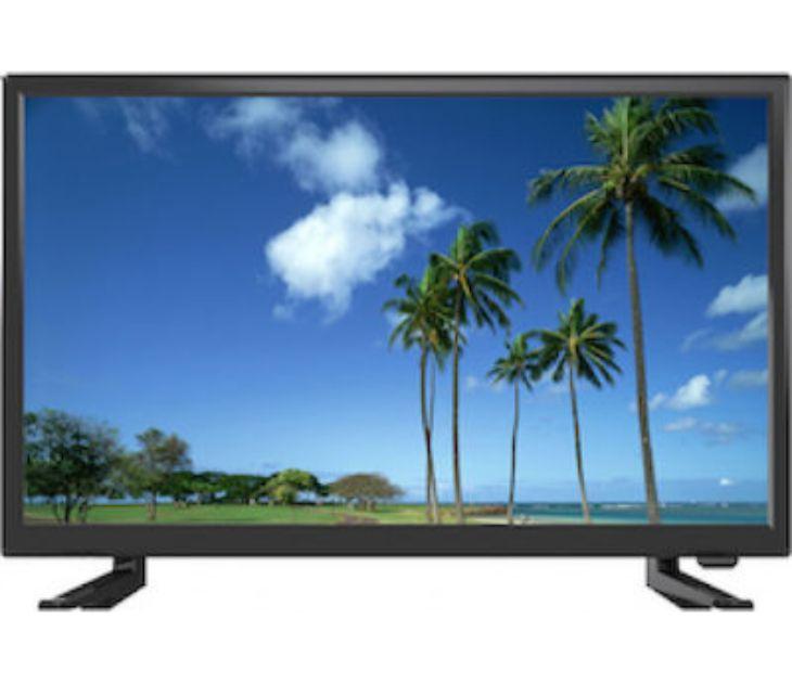 """Τηλεόραση LED Επιτραπέζια ή και Επίτοιχη 22"""" IQ LED-2201T2"""