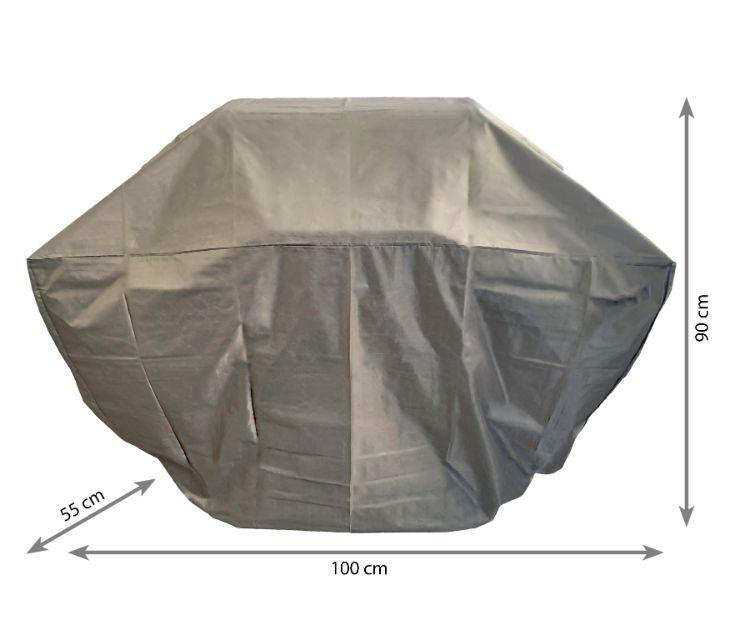 Κάλυμμα Ψησταριάς 100x55x90cm HC 20901