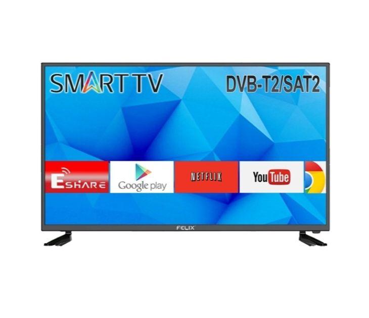 Τηλεόραση 39'' SMART HD FXV-3920 T2/S2