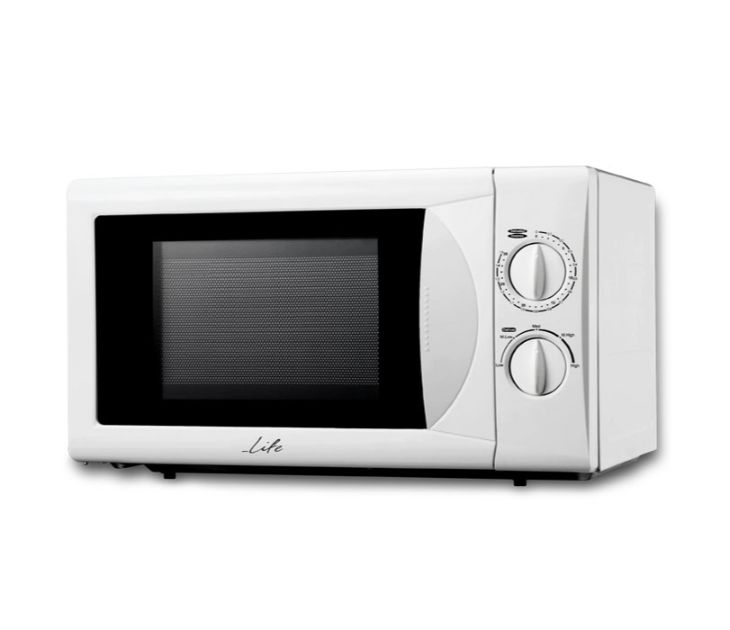 Φούρνος Mικροκυμάτων 20L, 700W LIFE Micromave 20Α