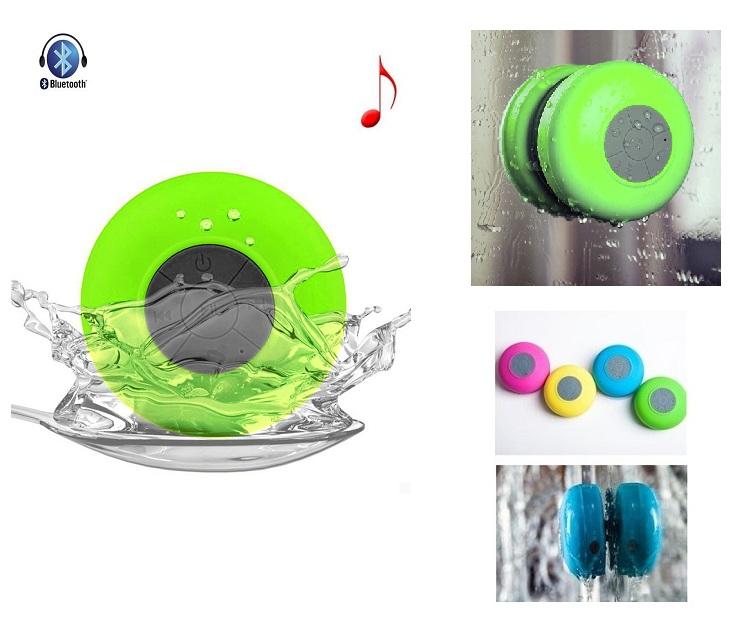 Αδιάβροχο Bluetooth Ηχείο για το Μπάνιο ΟΕΜ audio   video gadgets