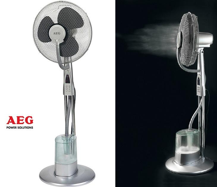 Ανεμιστήρας Υδρονέφωσης 3 σε 1 AEG VL 5569 είδη θέρμανσης   ψύξης