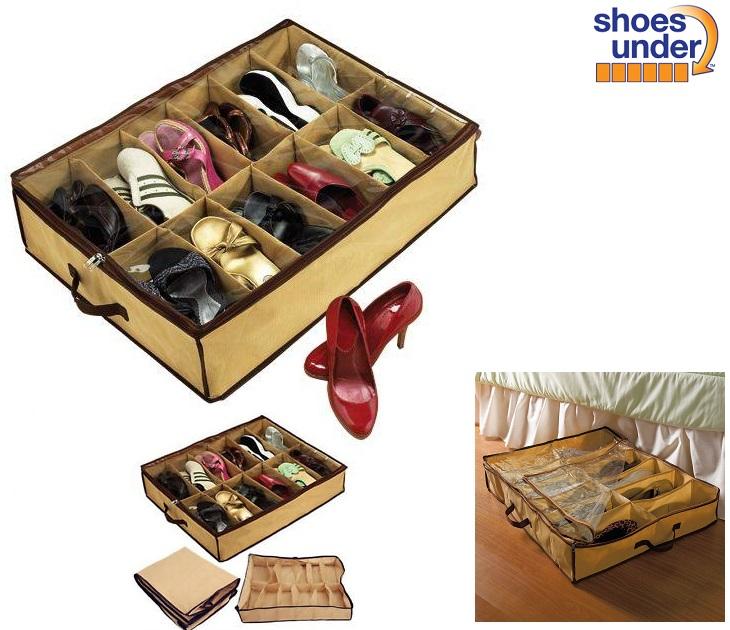 Θήκη Οργάνωσης Παπουτσιών Shoes Under OEM είδη σπιτιού