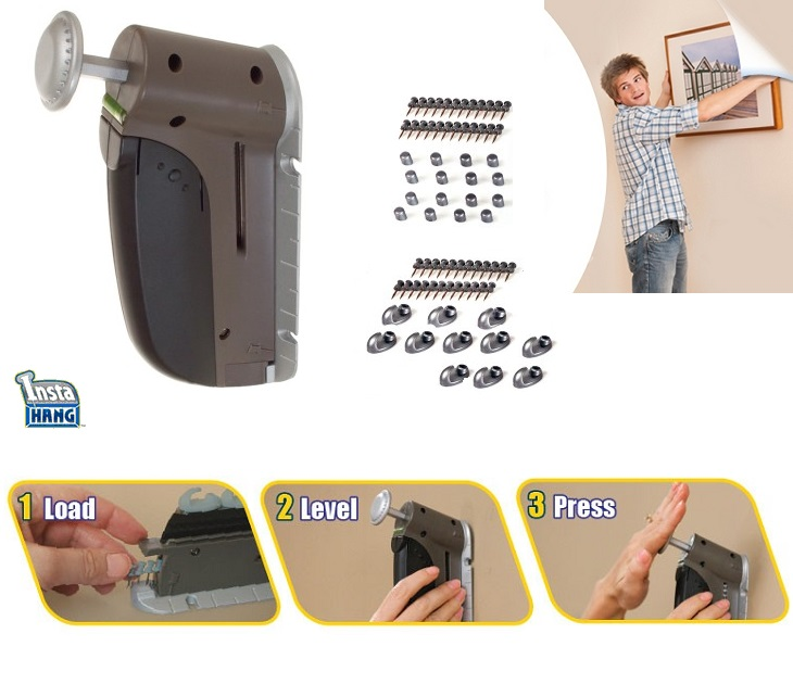 Σύστημα Εύκολου Καρφώματος Τοίχου gadgets