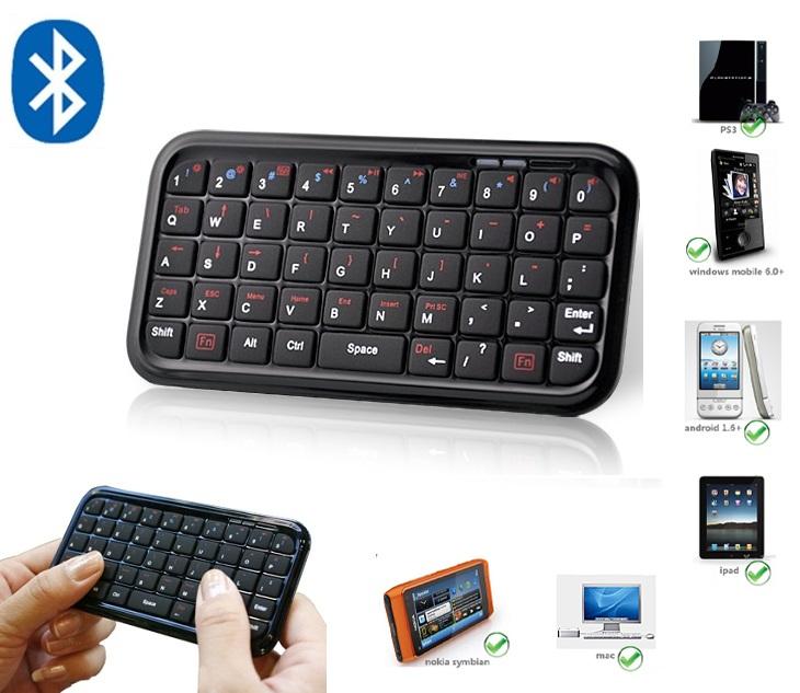 Μίνι Βluetooth Πληκτρολόγιο για Smartphones gadgets