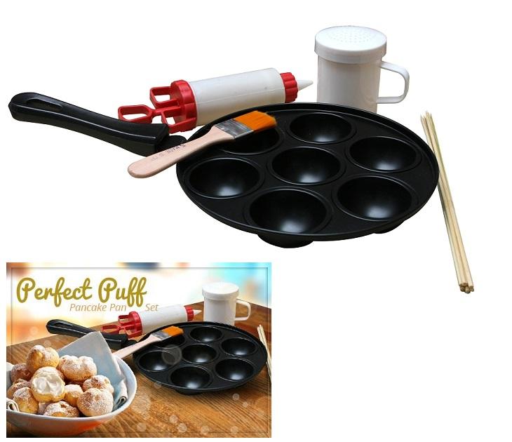 Σετ Ζαχαροπλαστικής για Σπιτικές Τηγανίτες OEM σκεύη μαγειρικής