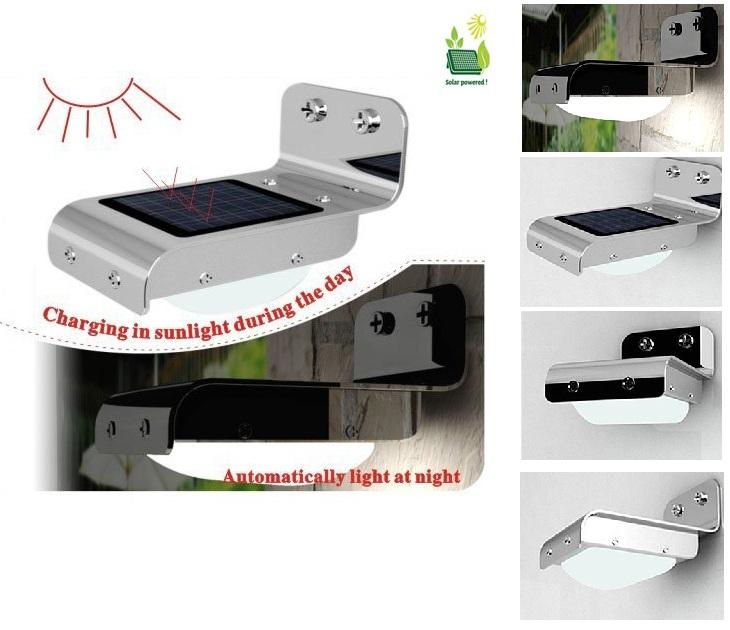 Αδιάβροχο Ηλιακό Φώς Εξωτερικού Χώρου με Ανίχνευση Κίνησης OEM gadgets