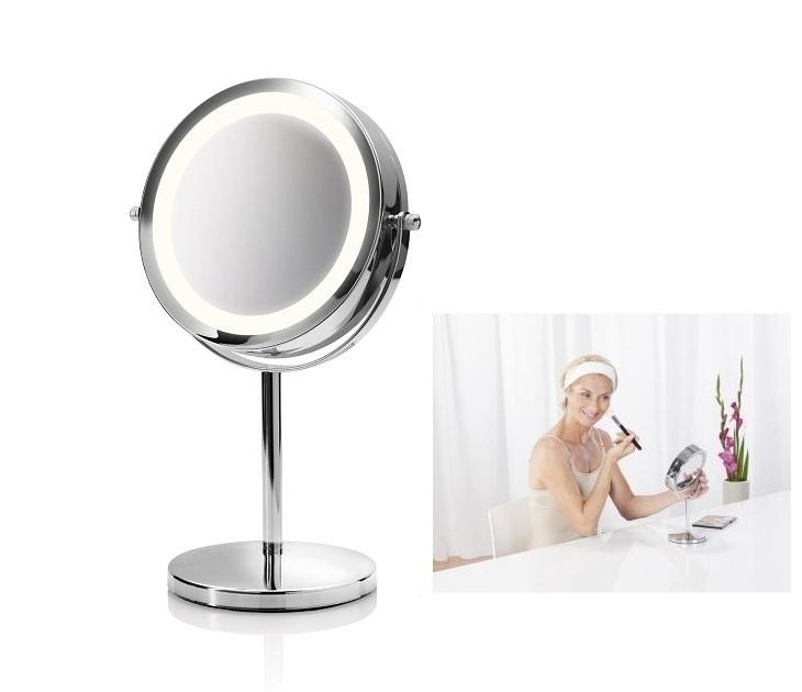 Ατομικός Μεγεθυντικός Καθρέπτης με Φώς CM840 Medisana καθρέπτες μακιγιάζ