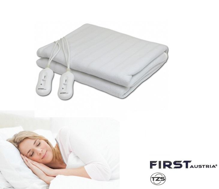 Διπλό Θερμαινόμενο Ηλεκτρικό Υπόστρωμα First (160x140εκ) FA-8122 είδη θέρμανσης   ψύξης