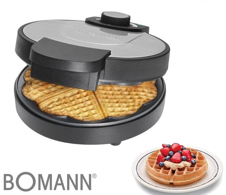 Συσκευή για Βάφλες Bomann WA1365 (1000 Watt) βαφλιέρες