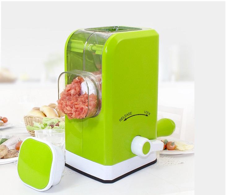 Χειροκίνητη Μηχανή Κοπής Κιμά/Λαχανικών/Τυριού κρεατομηχανές