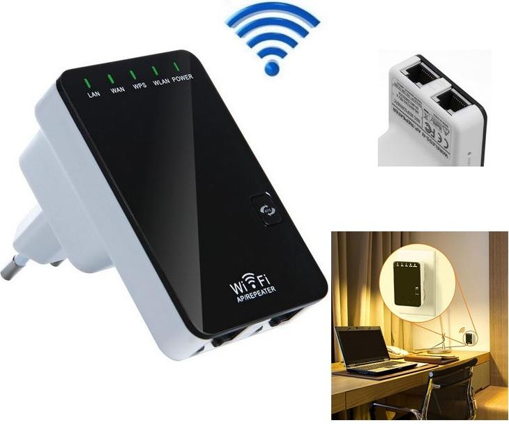 Ασύρματο Μίνι Router με Wi-Fi Repeater & Access Point ΟΕΜ gadgets