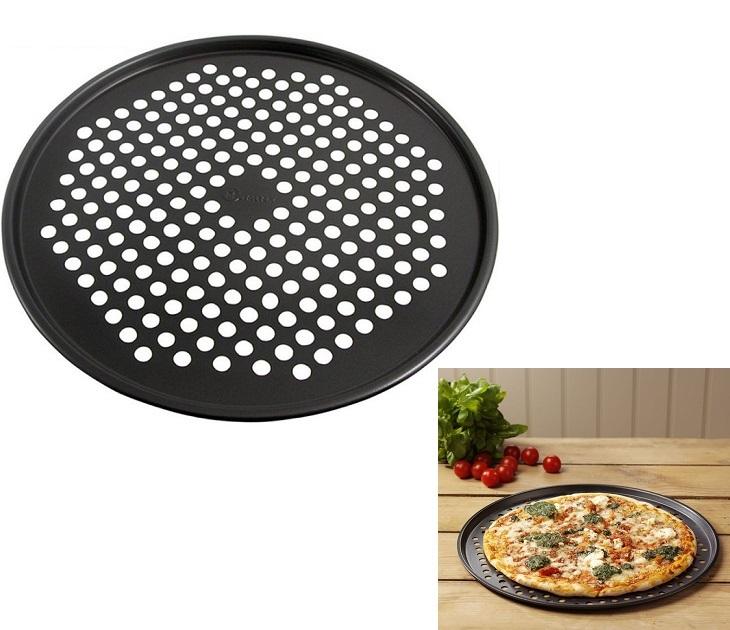 Αντικολλητικό Ταψί Πίτσας Metaltex σκεύη μαγειρικής