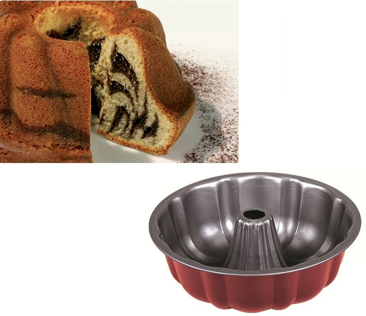 Αντικολλητική Φόρμα Κέικ Veltihome σκεύη μαγειρικής