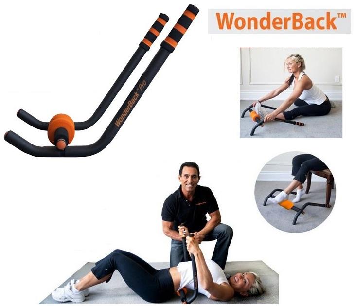 Όργανο Γυμναστικής Wonderback Pro OEM ζώνες   όργανα γυμναστικής