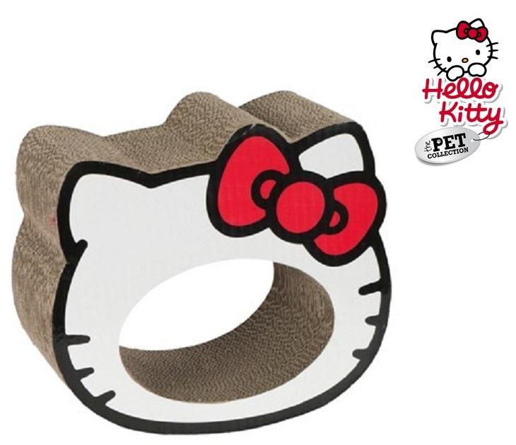 Ονυχοδρόμιο για Γάτες Scratcher Hello Kitty kατοικίδια
