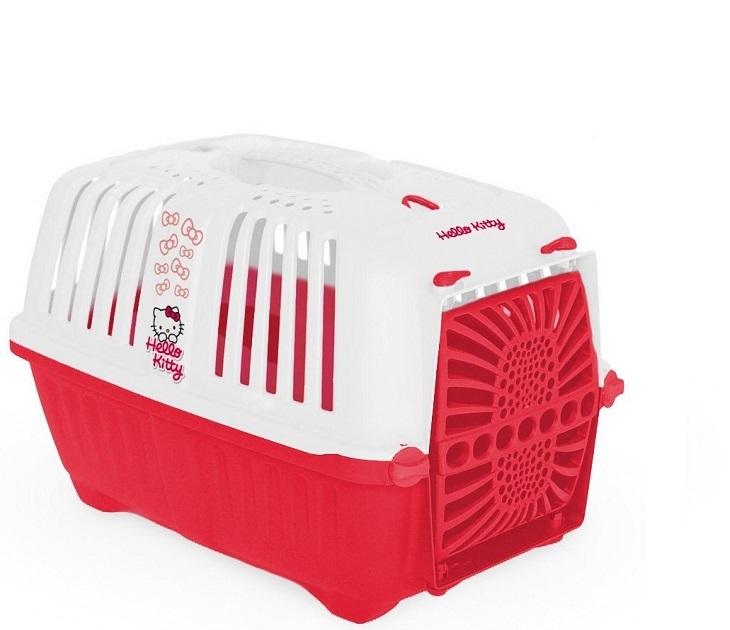 Κλουβί Μεταφοράς για Γάτες & Σκύλους Hello Kitty κλουβία μεταφοράς γάτας