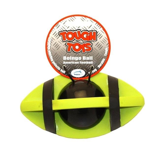 Παιχνίδι Σκύλου Boingo Rugby Ball Tough Toys kατοικίδια