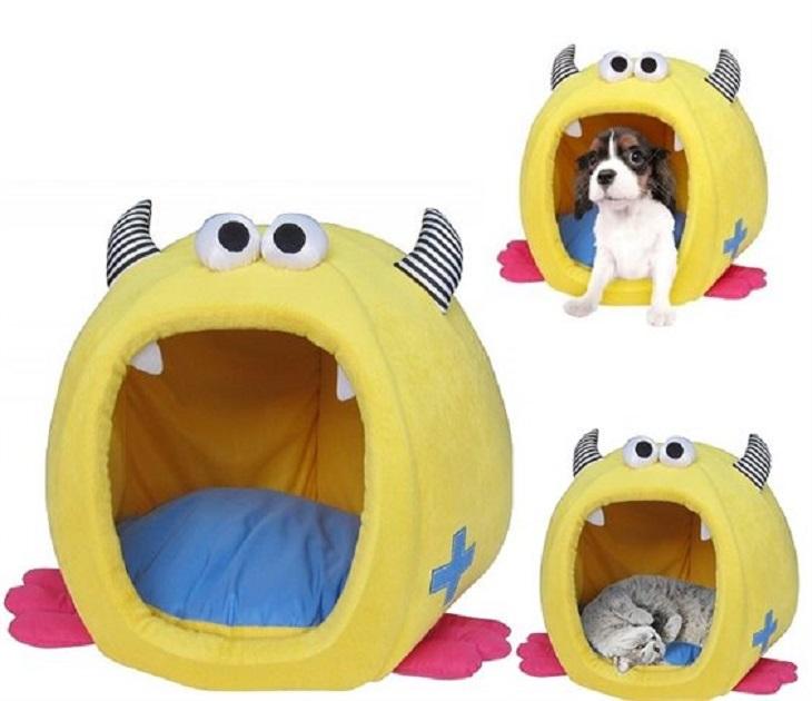 Κρεβατάκι - Τερατάκι Igloo για Γάτες και Σκύλους Pet Brands kατοικίδια
