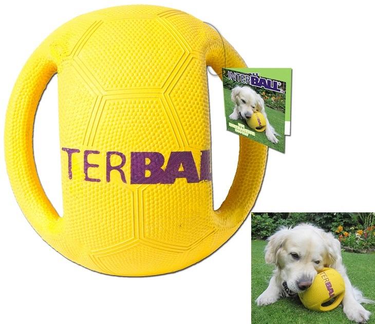 Διαδραστική Μπάλα Σκύλου Interball Pet Brands kατοικίδια