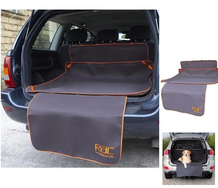Κάλυμμα Αυτοκινήτου Πορτ - Μπαγκάζ RAC Για Σκύλους (RACPB32) kατοικίδια