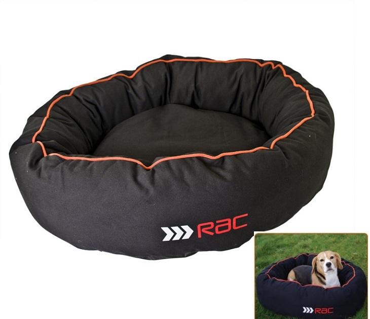 RAC Αντιολισθητικό Κρεβάτι Σκύλου Μεγάλο Μέγεθος (RACPB60) kατοικίδια