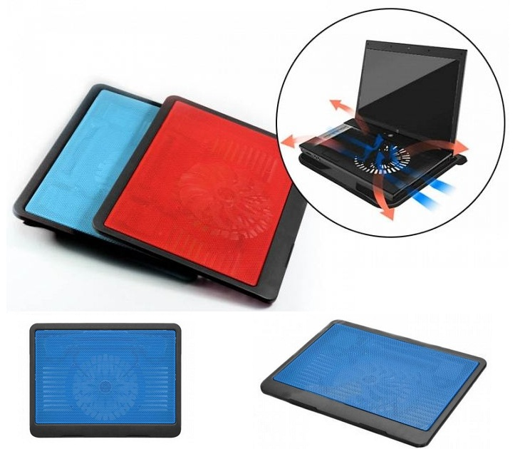 """Βάση Για Laptop Έως 15"""" Με Aνεμιστήρα OEM"""