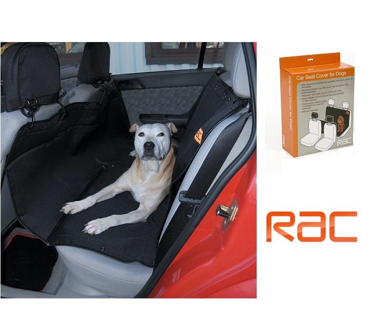 Rac Κάλυμμα Αυτοκινήτου (RACPB19) αξεσουάρ σκύλου αυτοκινήτου