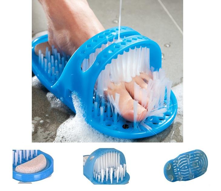 Παντόφλα Καθαρισμού Ποδιών με Ελαφρόπετρα ΟΕΜ είδη σπιτιού