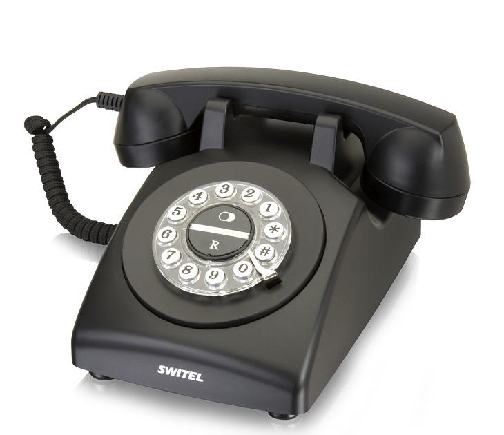 Τηλέφωνο Ενσύρματο Switel TE 22 Atlanta τηλεφωνία