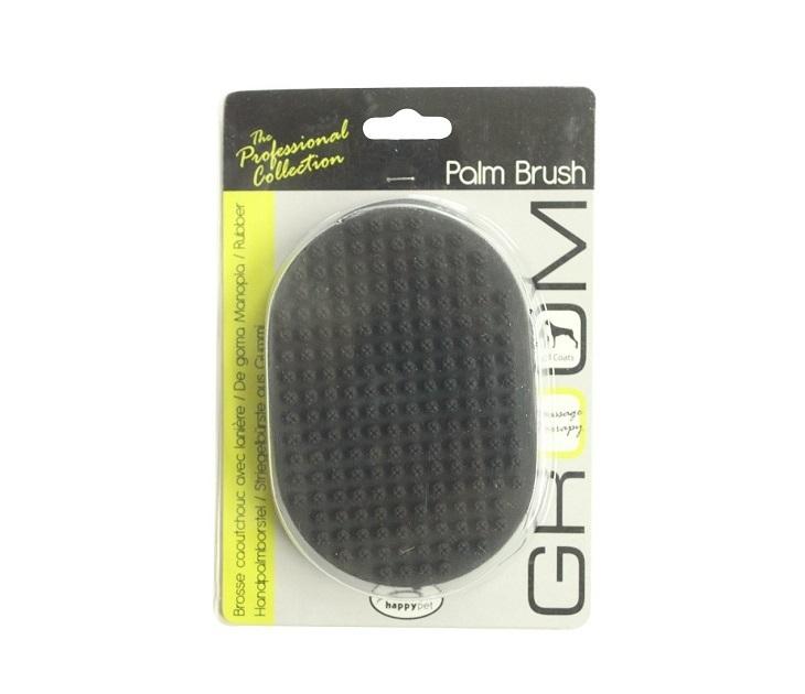 Groom Palm Brush 10715 Ηappy Pet kατοικίδια