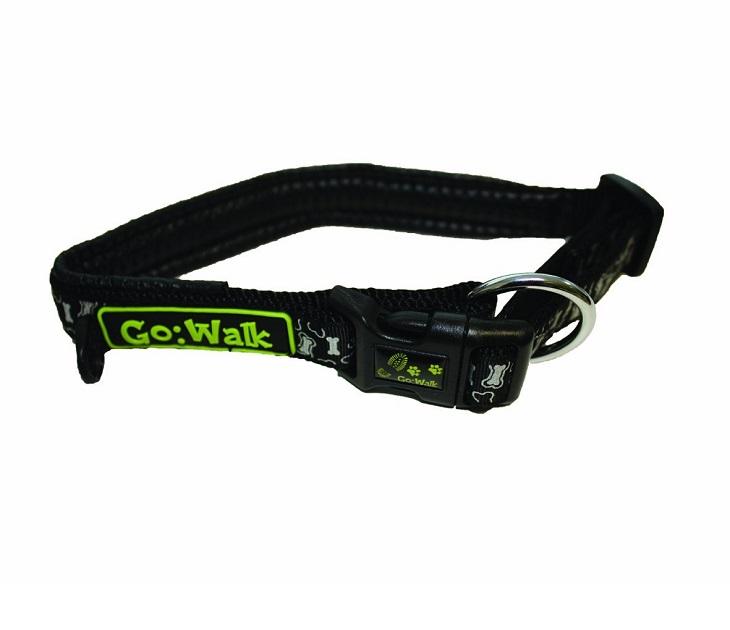 Κολάρο Go Walk Small Happy Pet (1.3cm x 29.5-32.5cm) περιλαίμια   κολάρα σκύλου