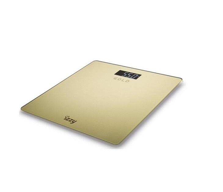 Ηλεκτρονικός Ζυγός Μπάνιου HBS 1008 Gold, Izzy προσωπική περιποίηση