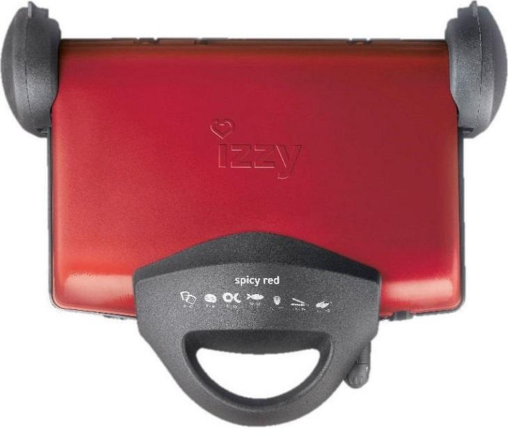 Τοστιέρα Izzy SM-19 Spicy Red μικρές οικιακές συσκευές