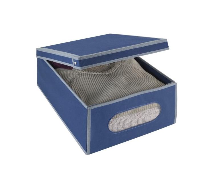 Κουτί Φύλαξης (48x36x1εκ) Airy Metaltex είδη σπιτιού