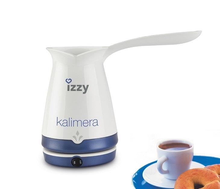 Ηλεκτρικό Μπρίκι Καλημέρα Izzy 2039 μηχανές καφέ