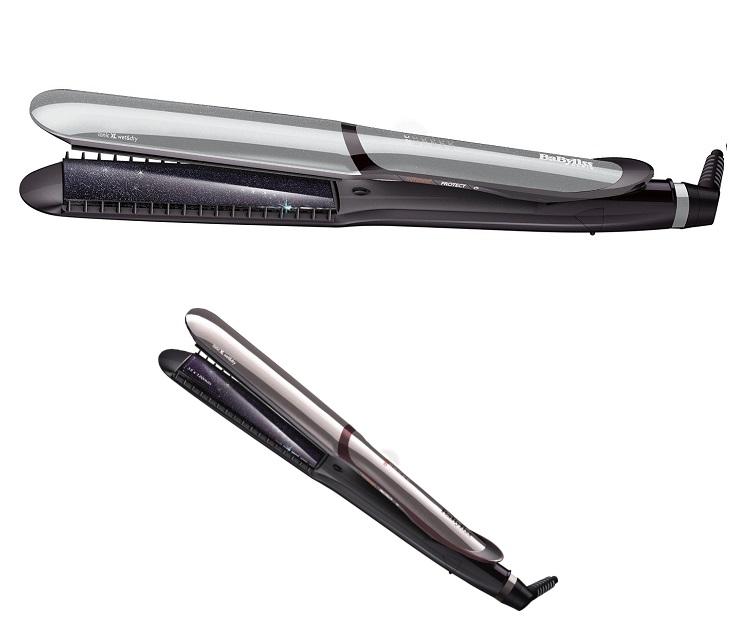 Ισιωτικό Μαλλιών για Στεγνά Βρεγμένα Μαλλιά ST387E Babyliss ισιωτικά ... 3fb8cae6ce1