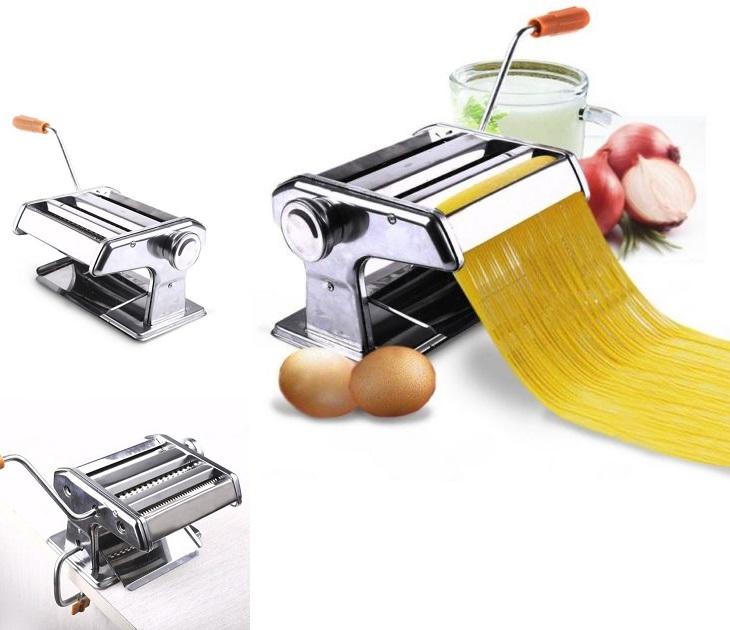 Χειροκίνητη μηχανή παρασκευής φύλλου/ζυμαρικών 3 Θέσεων ΟΕΜ μηχανές ζυμαρικών