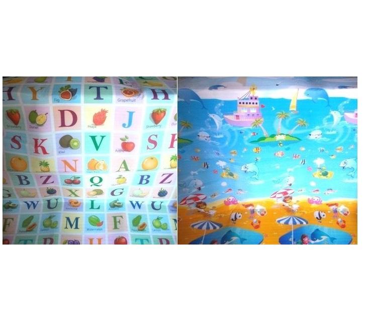 Παιδικό Ισοθερμικό Χαλί Δραστηριοτήτων Διπλής Όψης Playmat OEM είδη σπιτιού